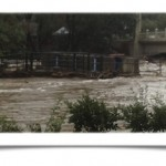 Flooding in Boulder Colorado