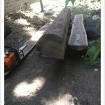 chainsaw freehand milling